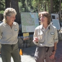 TH Naturalist at Eagle Falls 9-1-2012